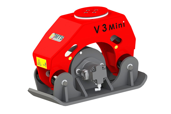 Anbauverdichter V3-mini